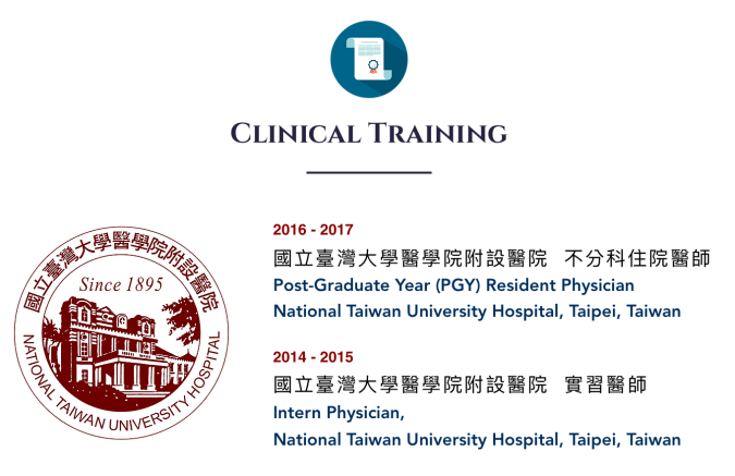 profile_clinical training